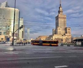 Dworzec Centralny i PKiN