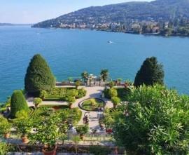 Włoska wyspa - widok